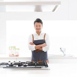 長友佑都選手の専属シェフ・加藤超也さんが教える 「スポーツキッズのための簡単レシピ―食事編」