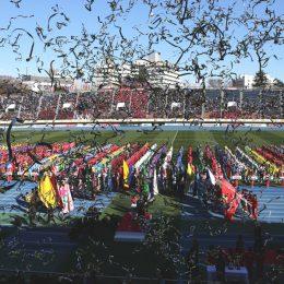 12月30日(月) 年末年始の日本の風物詩!今年も高校サッカー選手権が開幕!