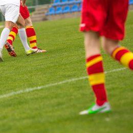 サッカーで起こり得る接触プレー「ノーマルフットボールコンタクト」