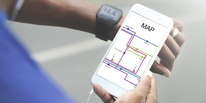 Googleマップで通信量を抑える方法