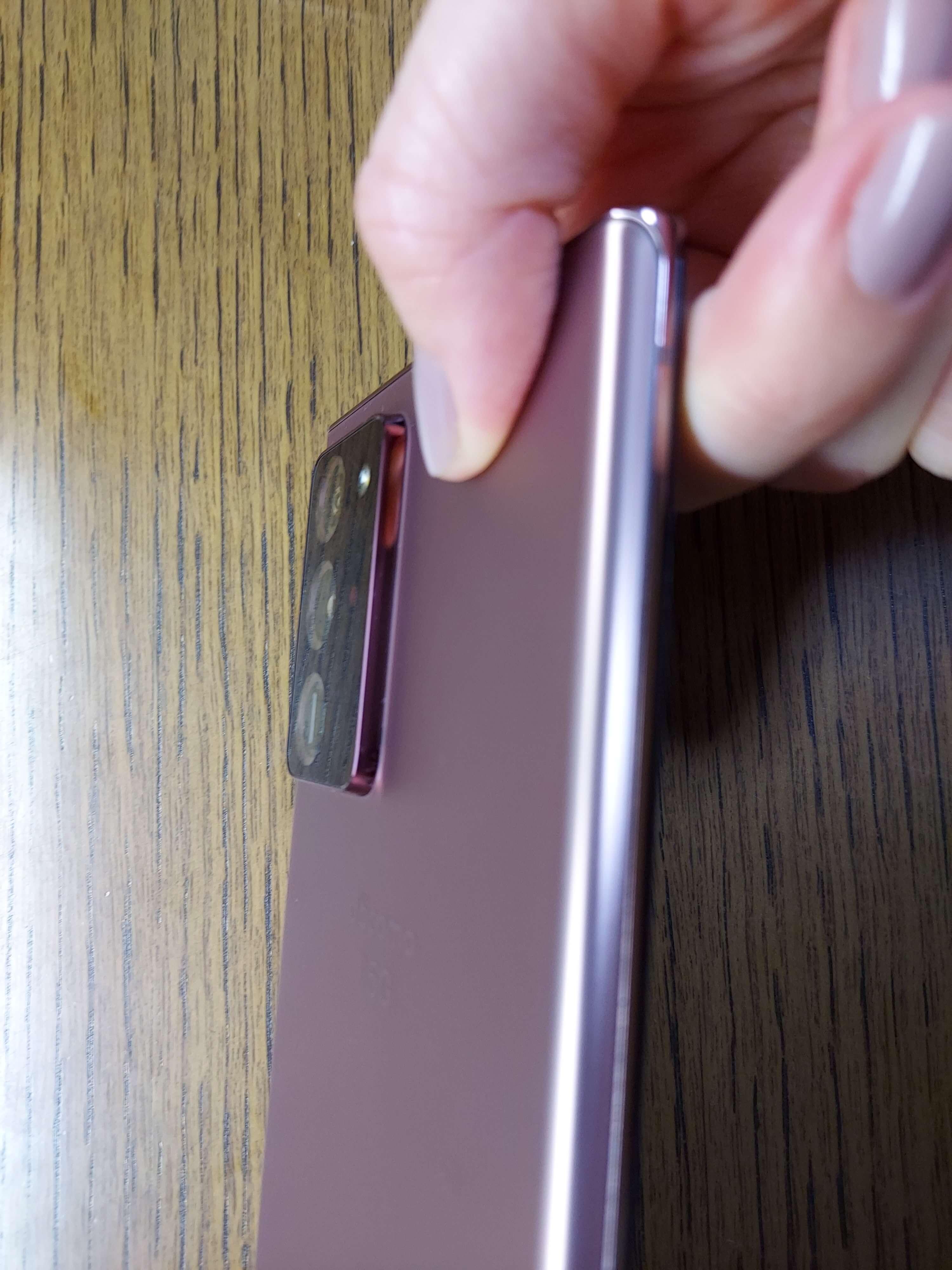 Galaxy Note20 Ultra 5Gのカメラ