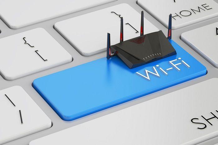 Wi-Fiルーターのイメージ画像