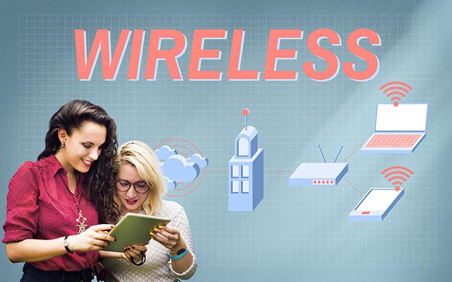 中継器って何?無線アクセスポイント・LANルーターとの違いは?