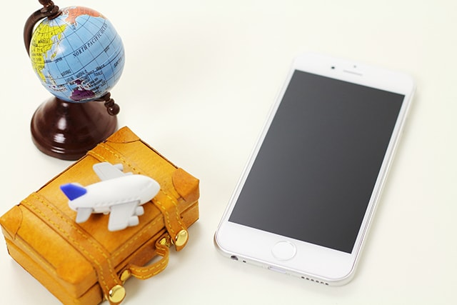 海外で格安SIMカードを利用する