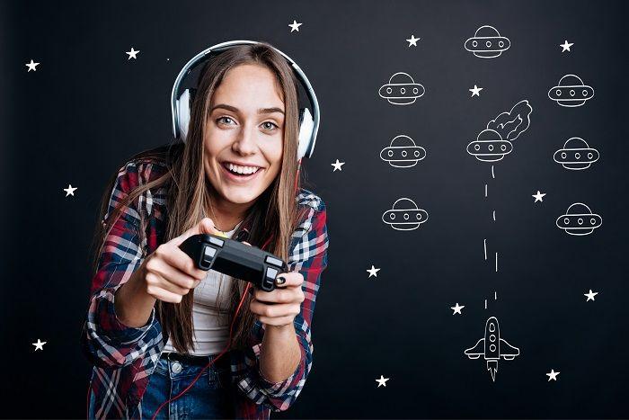 Wi-Fi接続すればゲームの楽しみがますます広がる