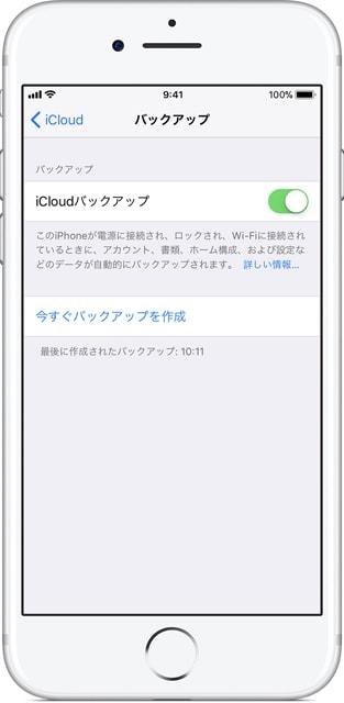 Apple「iPhone、iPad、iPod touch をバックアップする方法」