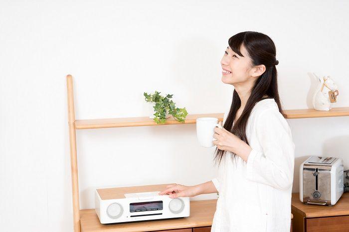 オーディオ機器をWi-Fi接続して音楽を楽しむ