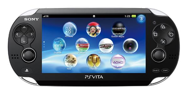 格安SIMを使用して3G機能を内蔵したPlayStation Vita