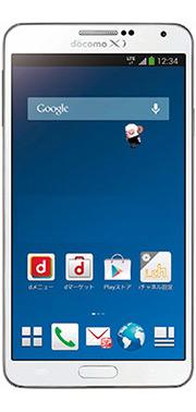 GALAXY Note 3 SC-01F