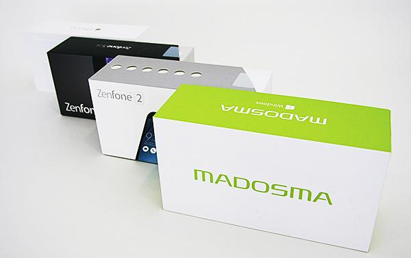 MADOSMAの外箱