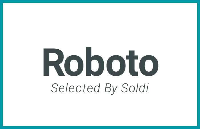 Android4.0以降の標準フォントRoboto