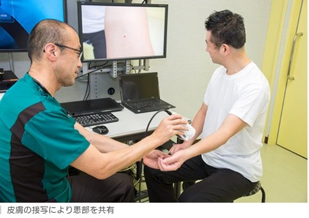 NEC「5Gによる遠隔診療で、離れた地域にも専門医の医療サービスを」