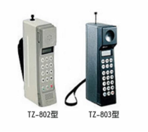 NTTドコモ歴史展示スクエア「携帯電話」