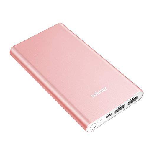 Amazon「Soluser モバイルバッテリー」