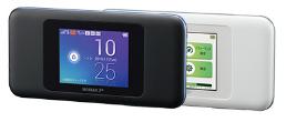 UQ WiMAX「W06」