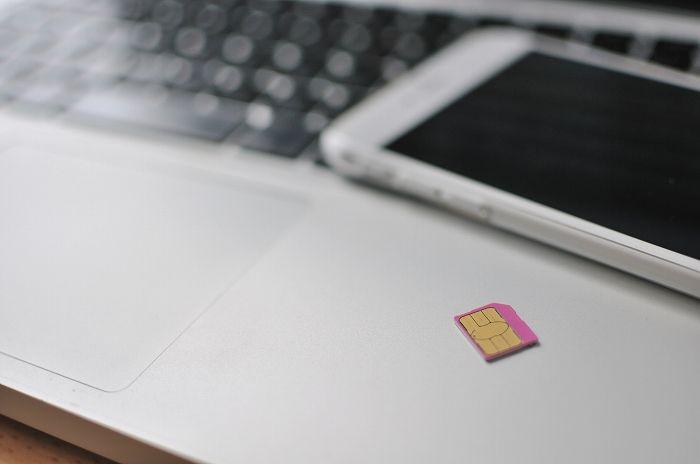 SIMのイメージ