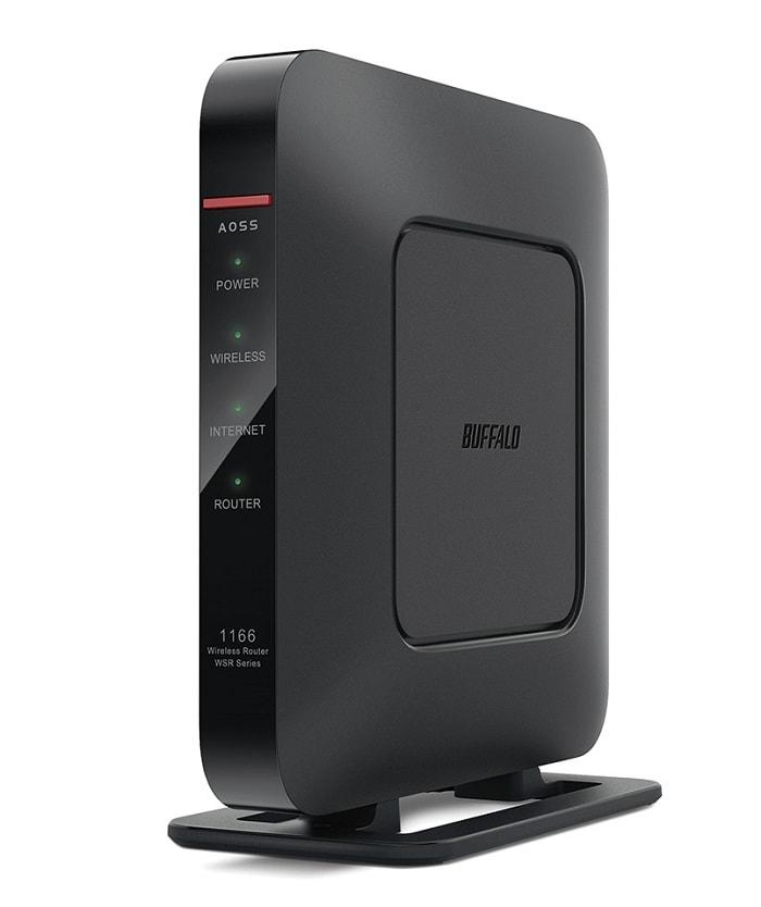 BUFFALO WSR-1166DHP3