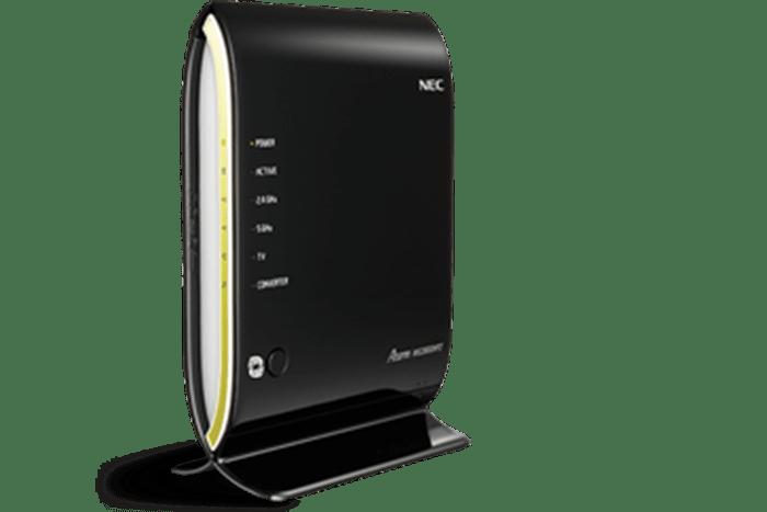 NEC AtermWG2600HP2