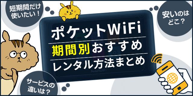 Wifi ポケット