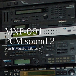 MNF-091 26-Retro PCM Sounds 2
