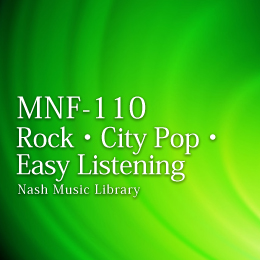 MNF-110 36-Rock・City Pop・Easy Listening