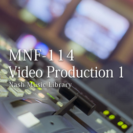 MNF-114 38-Video Production 1