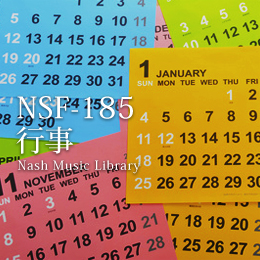 NSF-185 73-Japanese Annual Events