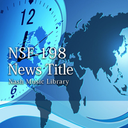 NSF-198 80-News Title
