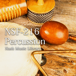NSF-216 89-Percussions