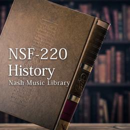 NSF-220 91-History
