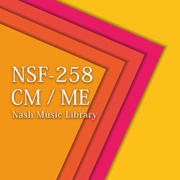NSF-258 110-Commercial/Music Effects