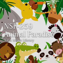 NSF-259 110-Animal Paradise