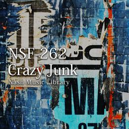 NSF-262 112-Crazy Junk