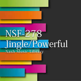 NSF-278 120-Jingles/Powerful