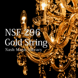 NSF-296 129-Gold Strings