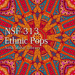 NSF-313 137-Ethnic Pops