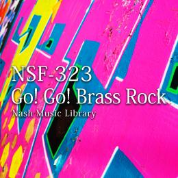 NSF-323 142-Go! Go! Brass Rock