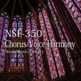 NSF-350 156-Chorus/Voice Harmony(ボーカル有)