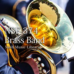 NSF-374 168-Brass Band