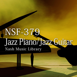 NSF-379 170-Jazz Piano/Jazz Guitar