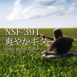 NSF-391 176-Refreshing Guitar