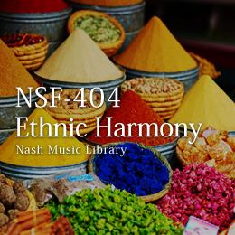 NSF-404 183-Ethnic Harmony