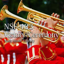 NSF-423 192-VICTORY/CEREMONY