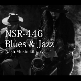 NSR-446 204-Blues & Jazz
