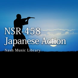 NSR-458 210-Japanese Action