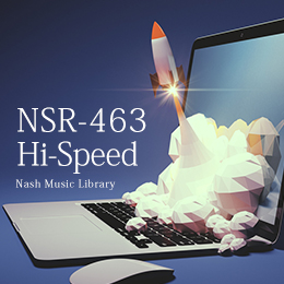 NSR-463 212-Hi-Speed