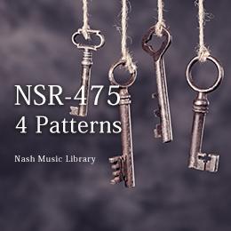 NSR-475 218-4 Patterns
