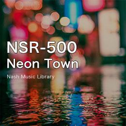 NSR-500 231-Neon Town