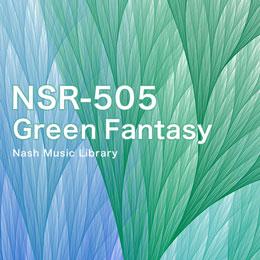 NSR-505 233-Green Fantasy