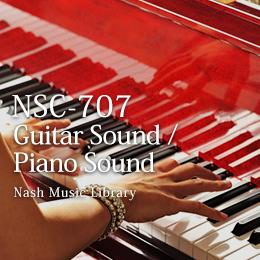 NSC-707 11-Guitar/Piano Sounds
